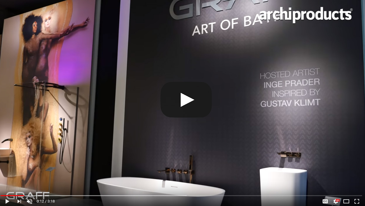 GRAFF at Salone del Mobile Milano 2018