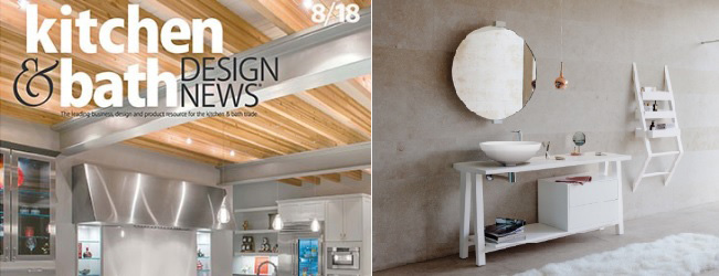 Expo en Kitchen & bath Design News Magazine