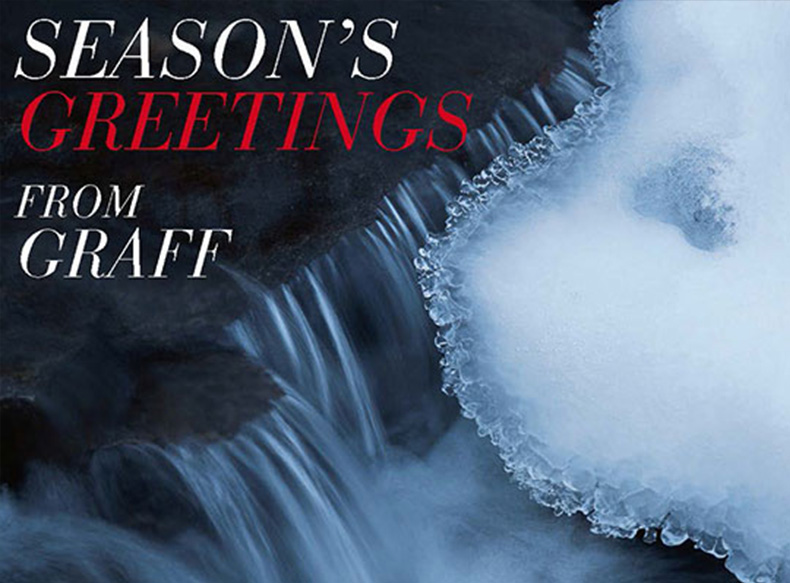 Season's Greetings from GRAFF!