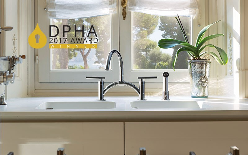 GRAFF's Sospiro Collection Wins DPHA Plumbing Product of the Year 2017
