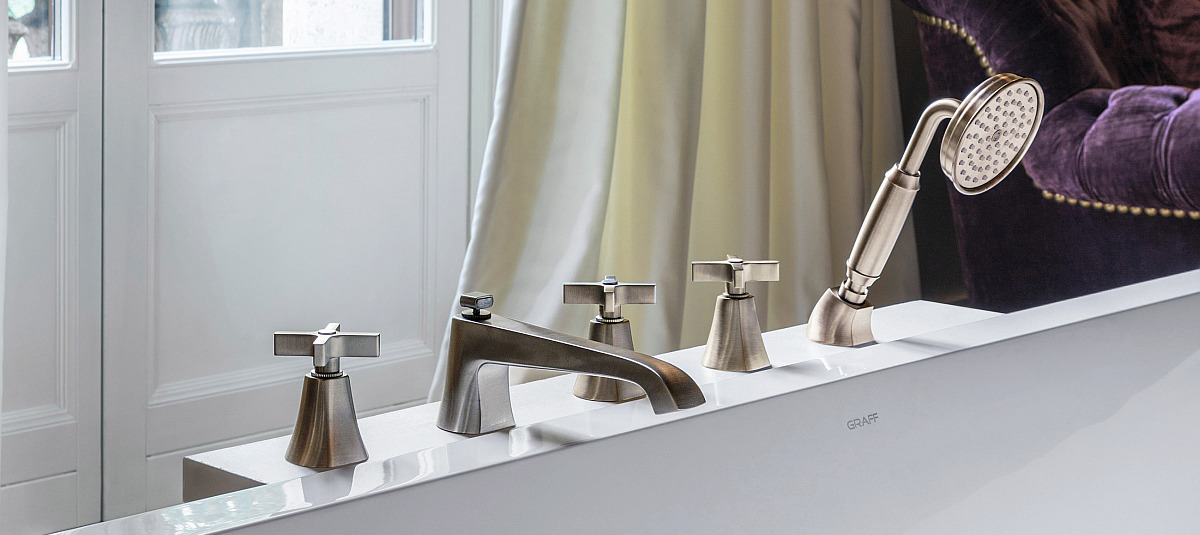 Finezza Bathroom Collections Products Graff