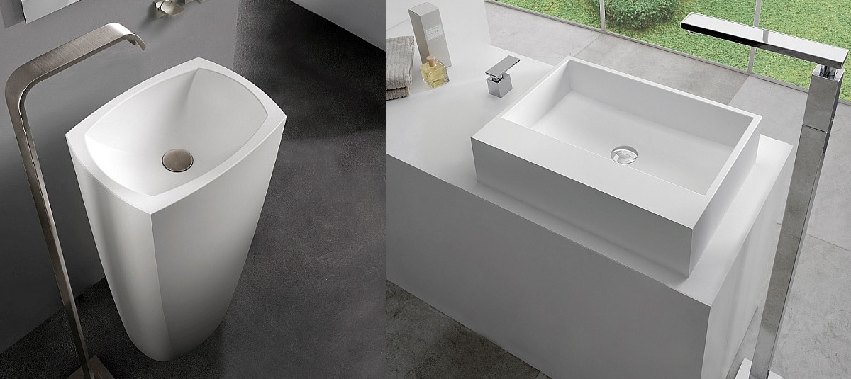 Sinks and Bathtubs