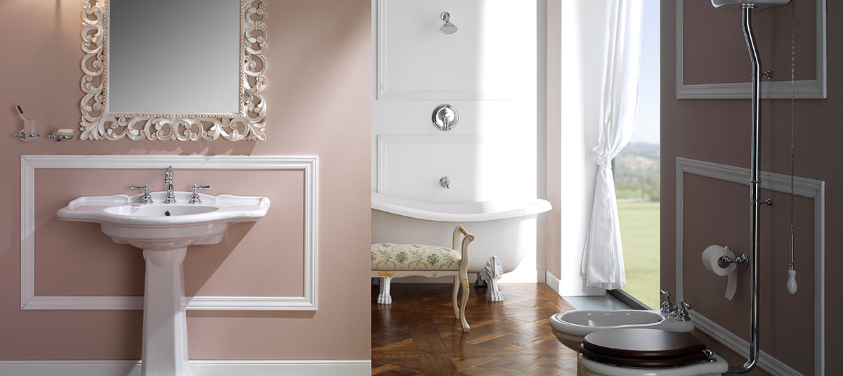 Canterbury Bathroom Collections Products Graff
