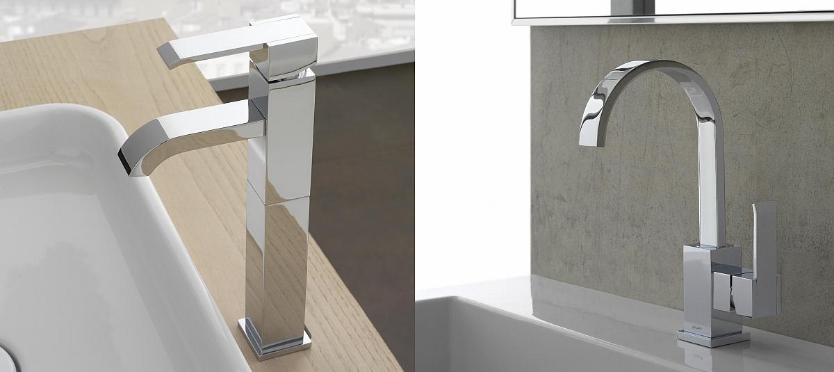 Qubic collections salle de bains produits graff for Catalogue salle de bain pdf