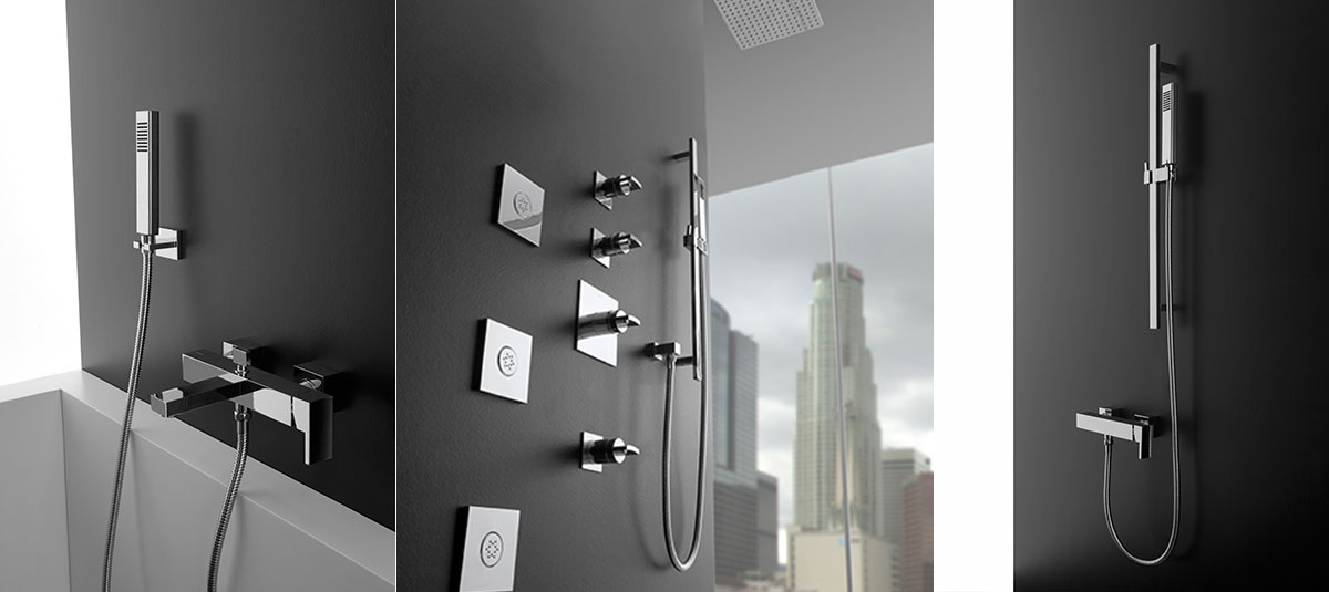 Sade Shower Collections Products Graff