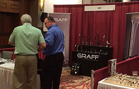 GRAFF Faucets at LPG Luxury Showcase Conference 2015
