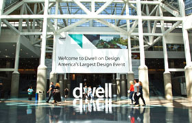 Dwell on Design 2012: GRAFF Attracts Attention