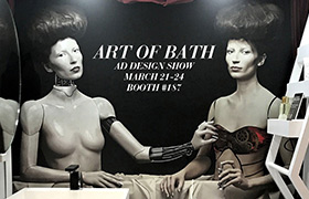 GRAFF at the Architectural Digest Design Show 2019