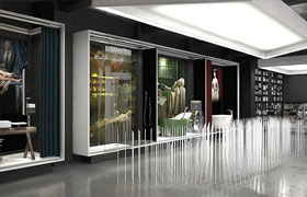 Salone del Mobile 2016, GRAFF presents an iconic art gallery