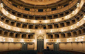 Sponsoring 100 Artists at Montefeltro Opera Festival