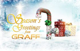 Season's Greetings from GRAFF