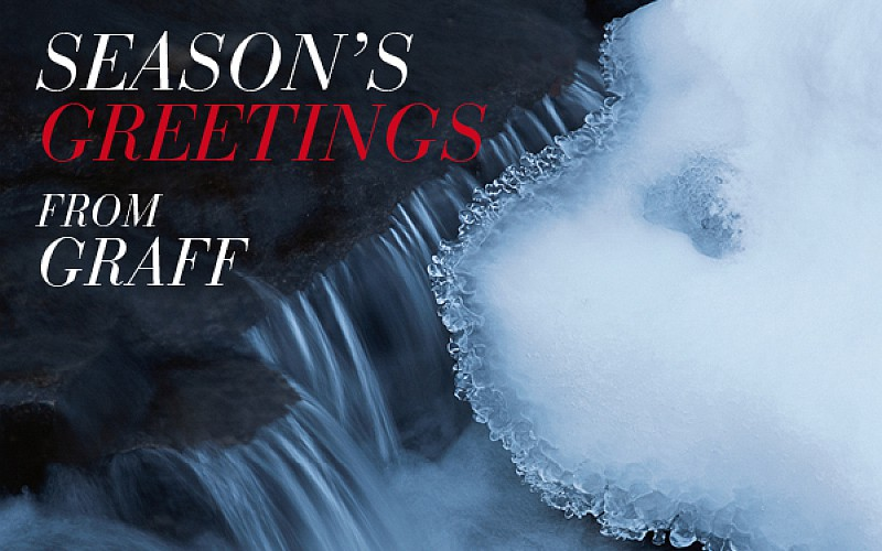 Season's Greetings from GRAFF! EN