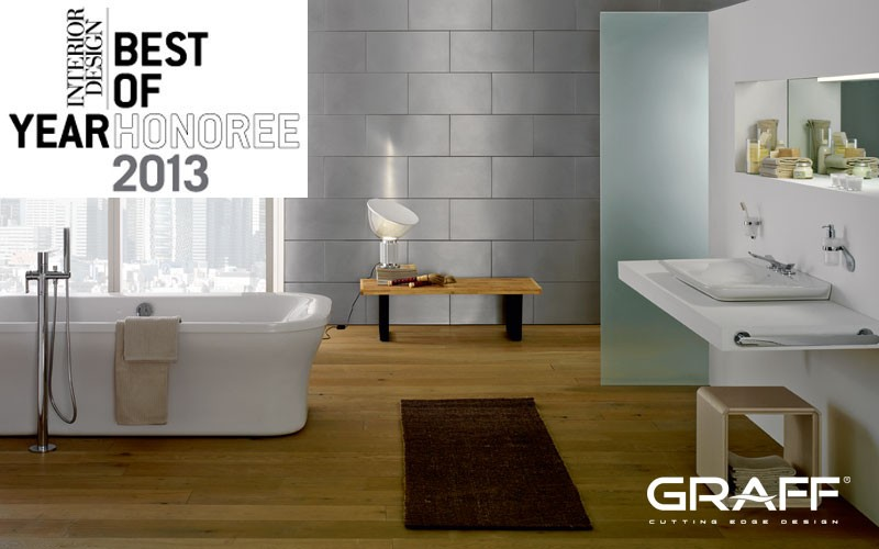 GRAFF Announced as Finalist for 2013 Interior Design Best of Year Award