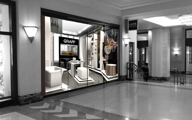 GRAFF to Debut New U.S. Flagship Showroom at LuxeHome® June 2016