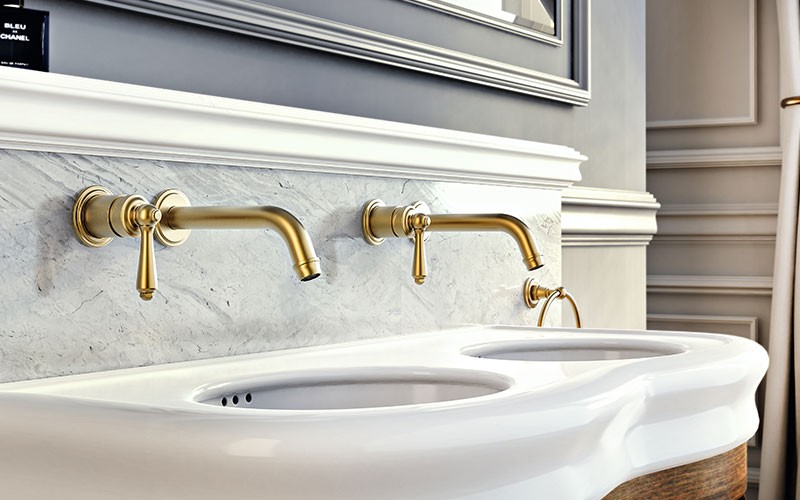 GRAFF Introduces Expanded Portfolio of Finishes