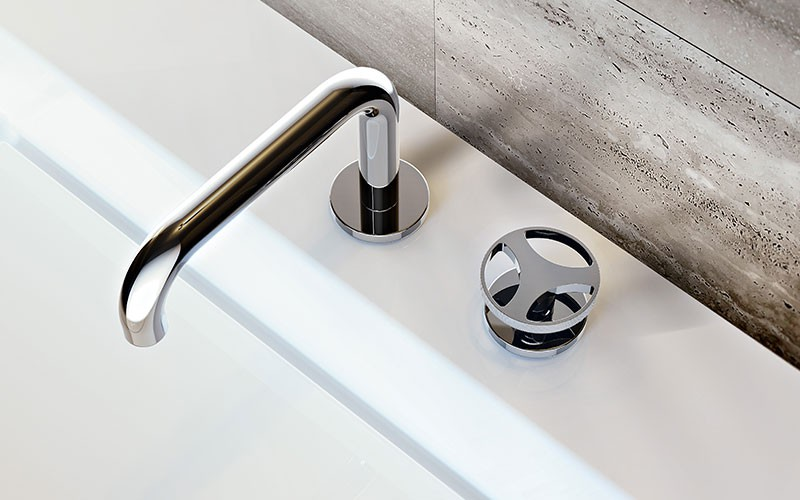 GRAFF Introduces New Harley Faucet Collection