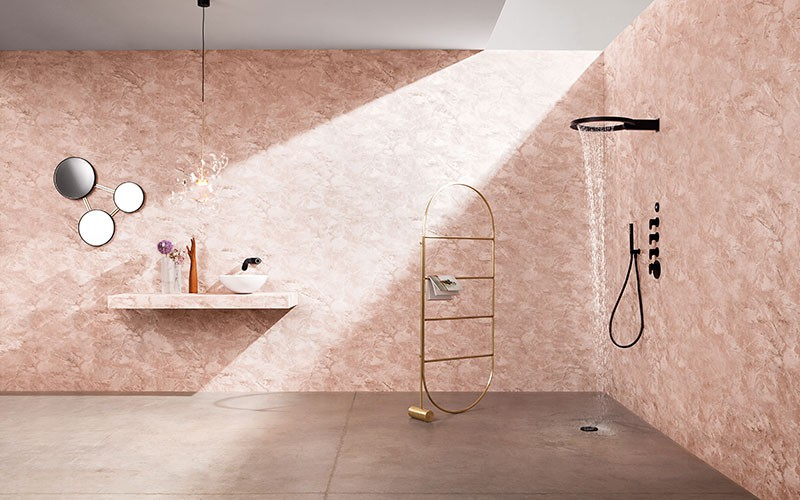 Graff presents an iconic shower collection at milan salone for Elenco espositori salone del mobile 2016