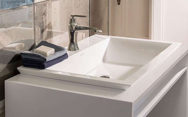 New from GRAFF: Finezza Bathtub and Sinks