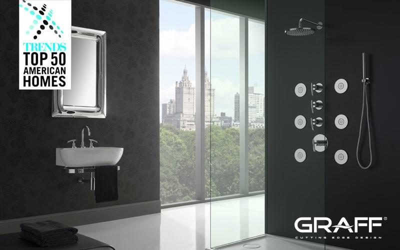 graff featured in trends top 50 best bathrooms press