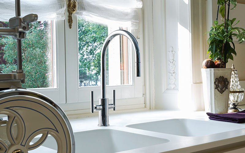 GRAFF Launches Innovative Sospiro Faucet Line
