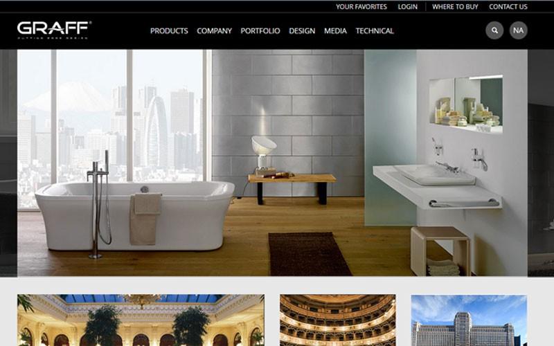 GRAFF Debuts Refreshed Website Design :: Press releases :: Media ...