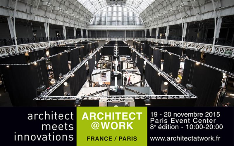 See GRAFF at Architect@Work France