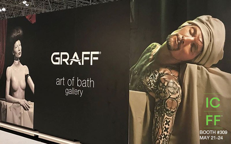 GRAFF at ICFF, International Contemporary Furniture Fair