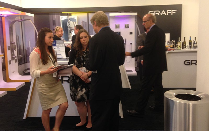 GRAFF at NeoCon 2014 Hosted by the Merchandise Mart