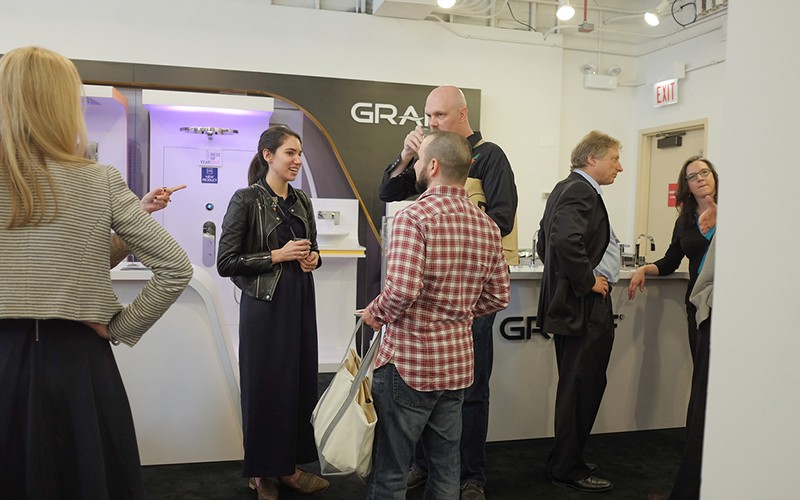 GRAFF at NeoCon 2015