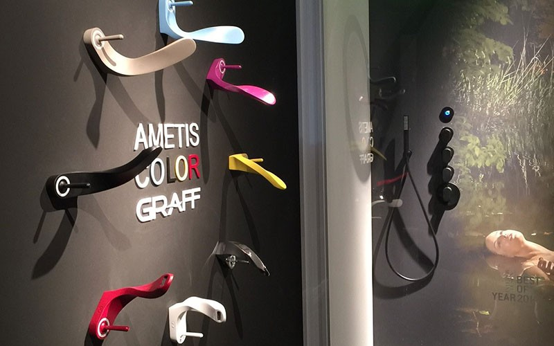 GRAFF Ametis Collection at Salone del Mobile