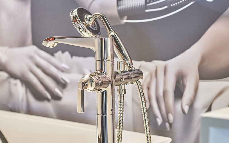GRAFF Faucets Finezza at Salone del Mobile