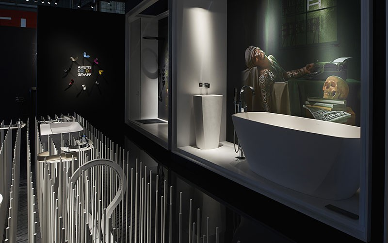 GRAFF Plumbing at Salone del Mobile
