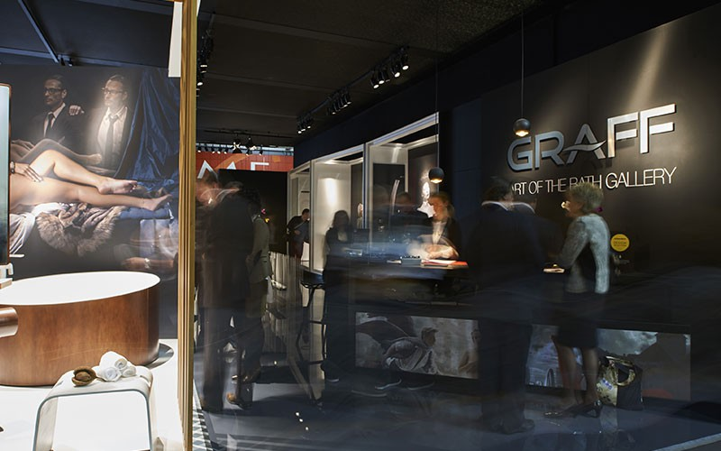 GRAFF at Salone del Mobile 2016