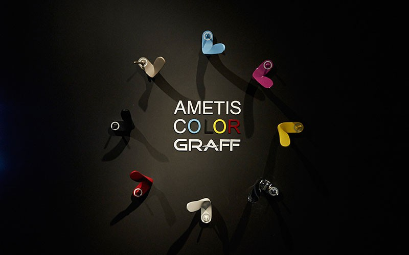 GRAFF Ametis at Salone del Mobile