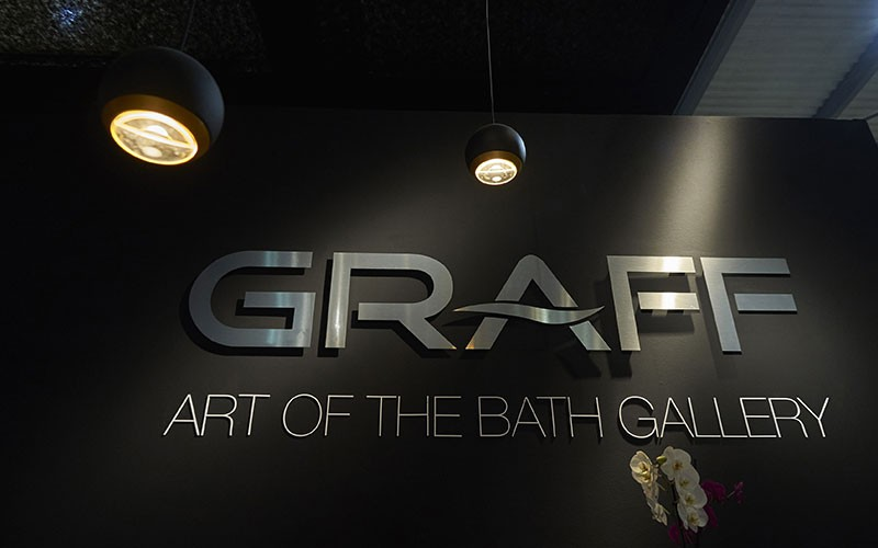 GRAFF at Salone del Mobile in Italy