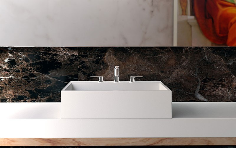 GRAFF's Timeless Sublime Sink l Hotel Management