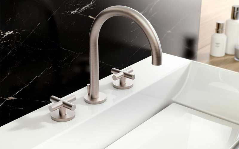 GRAFF Contemporary Brass Faucets l Sourcing Hardware
