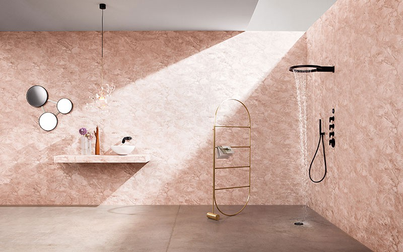 Shower and Wellness Program from GRAFF l Archiportale