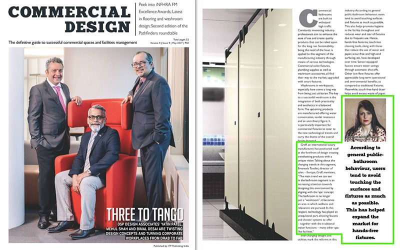 Interview with Emanuela Tavolini l Commercial Design Magazine