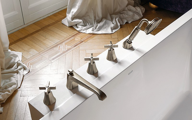 Finezza DUE Roman Tub set _BNi