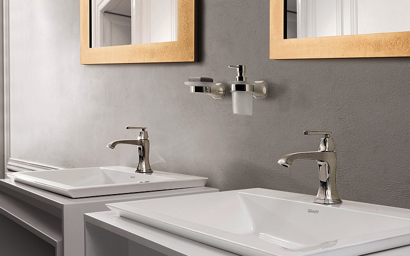 Finezza DUE washbasin mixers _PN