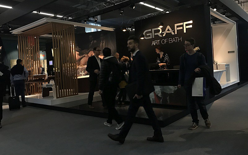 GRAFF at ISH 2017