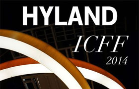 GRAFF Announced as Recipient of HYLAND + ICFF Award 2014