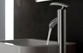 GRAFF Announces a Single Lever Edition of its Tranquility line of Contemporary Faucets