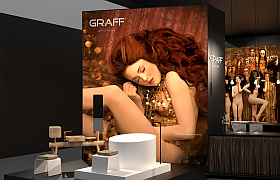 GRAFF at Salone del Mobile 2018