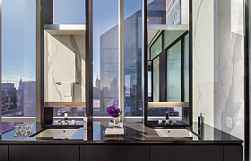 GRAFF furnishes luxury One57 bathrooms, NYC