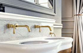 Camden, the Faucet Collection Under the Name of GRAFF Tradition