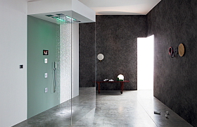 GRAFF presents an iconic Shower collection at Milan Salone del Mobile