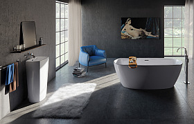 GRAFF's Tephi Bathtub, wins the  #MetropolisLikes Award, 2017