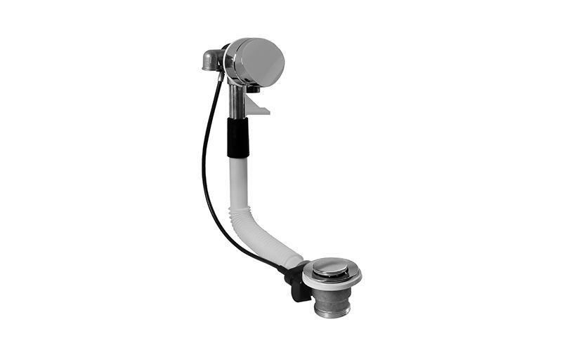 Bath filler with overflow and pop-up waste :: Bathroom :: GRAFF